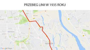 Trasa z lat. 30 graf. tvn24.pl
