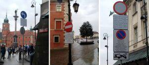 Plac Zamkowy dla rowerzystów. Zniknął 20-letni zakaz