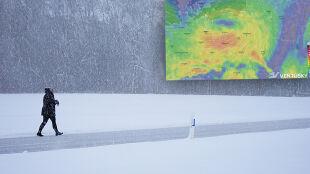 Wiatr zatańczy ze śniegiem. Uwaga na zawieje w najbliższych dniach