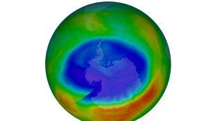 Dziura ozonowa najmniejsza od niemal 30 lat