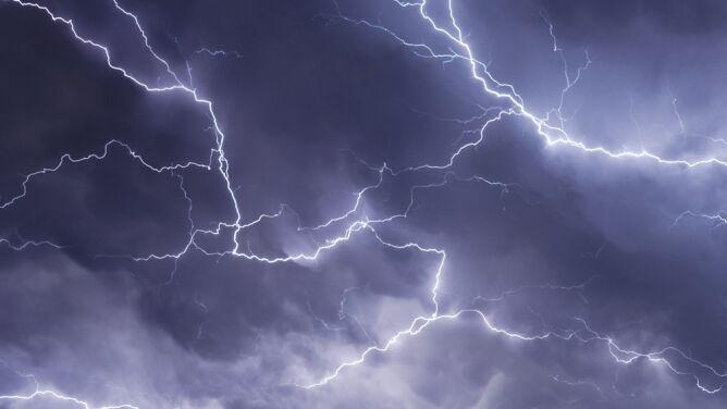 Prognoza pogody na dziś: przelotny deszcz i burze