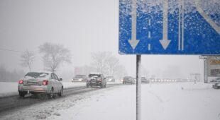 Trudne warunki na drogach Dolnego Śląska