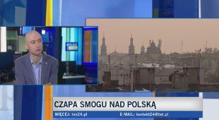 Źródła smogu w Warszawie i Krakowie