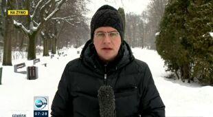 Prąd wrócił na Podlasie (TVN24)