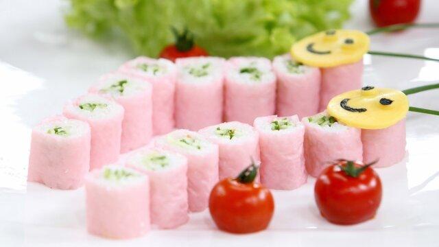 Sushi Dla Dzieci Przepis Gotuj Z Pasją Z Kulinarnymi